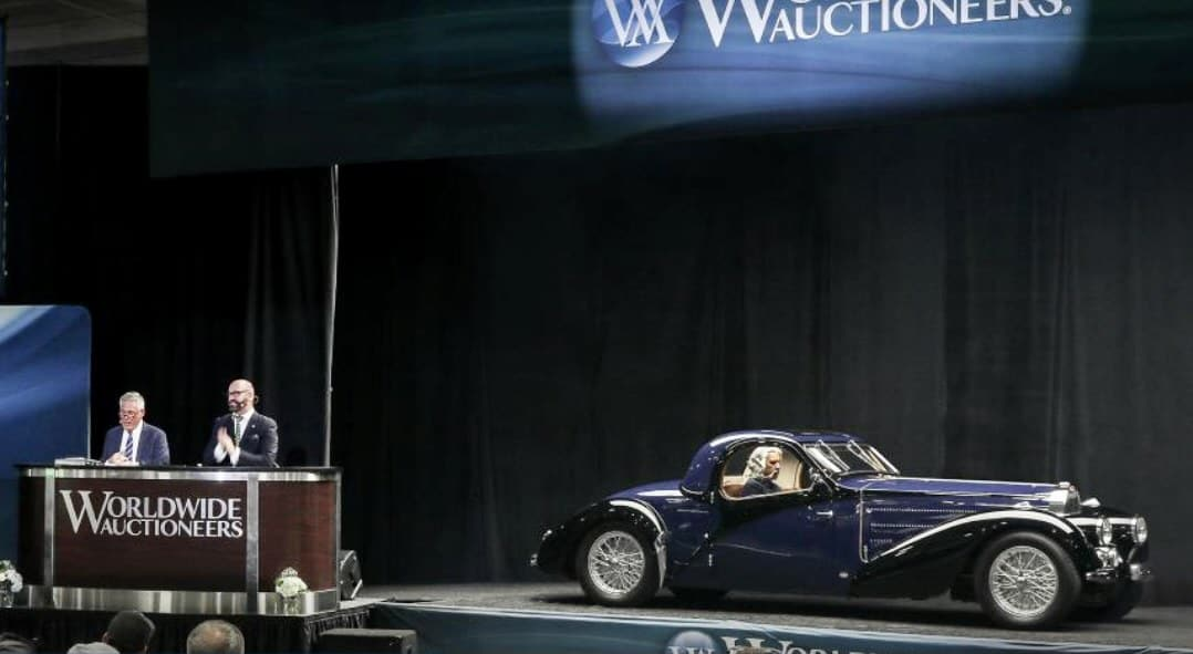 , Auburn auctions report very high sell-through rates, ClassicCars.com Journal