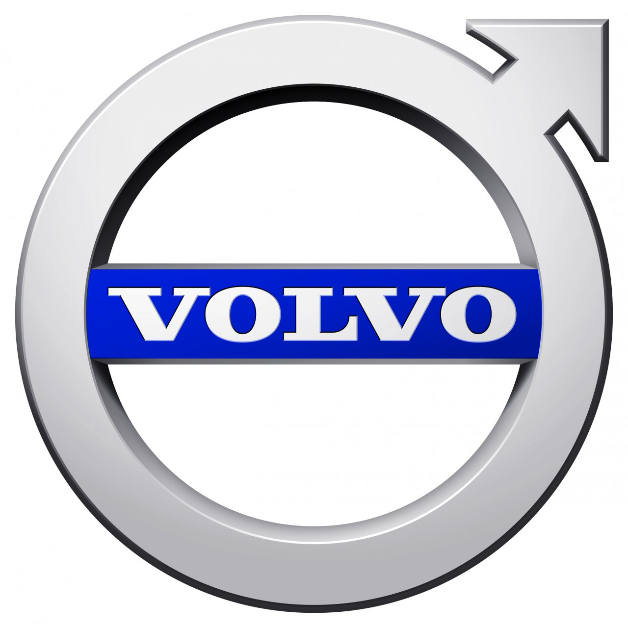 Volvo, Volvo is latest automaker to flatten its logo, ClassicCars.com Journal