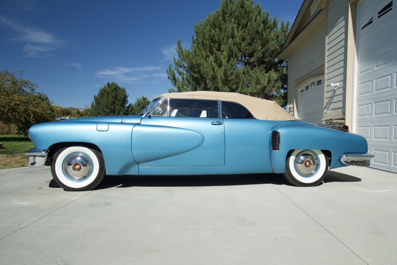 1948 Tucker convertible