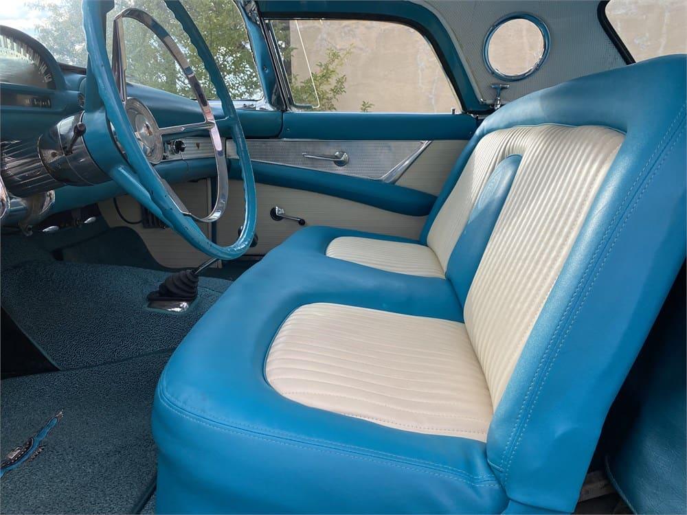 Thunderbird, AutoHunter Spotlight: 1956 Ford Thunderbird, ClassicCars.com Journal