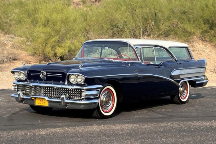 1958 Buick Caballero advertised on ClassicCars.com