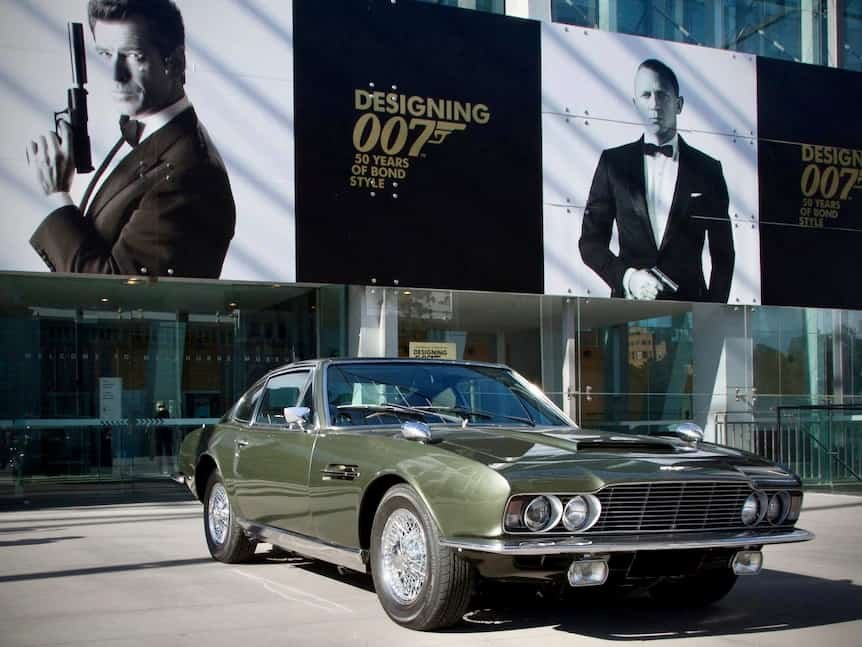 Bond, The Bond Bump: What does appearing in a 007 movie do to a vehicle's value?, ClassicCars.com Journal