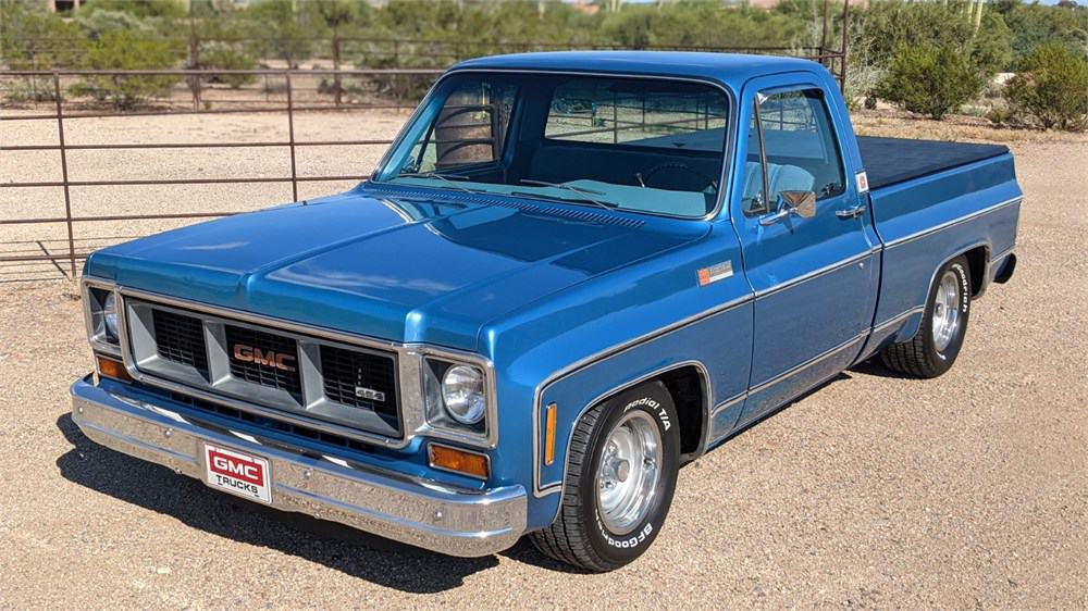 classic trucks and SUVs