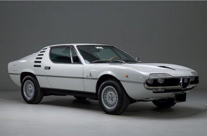 1973 Alfa Romeo Montreal advertised on ClassicCars.com