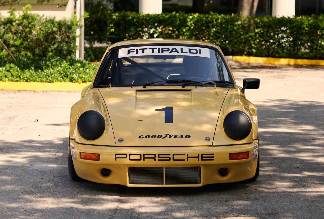 Porsche, 1974 Porsche 911 IROC RSR owned, raced by Pablo Escobar heads to auction, ClassicCars.com Journal