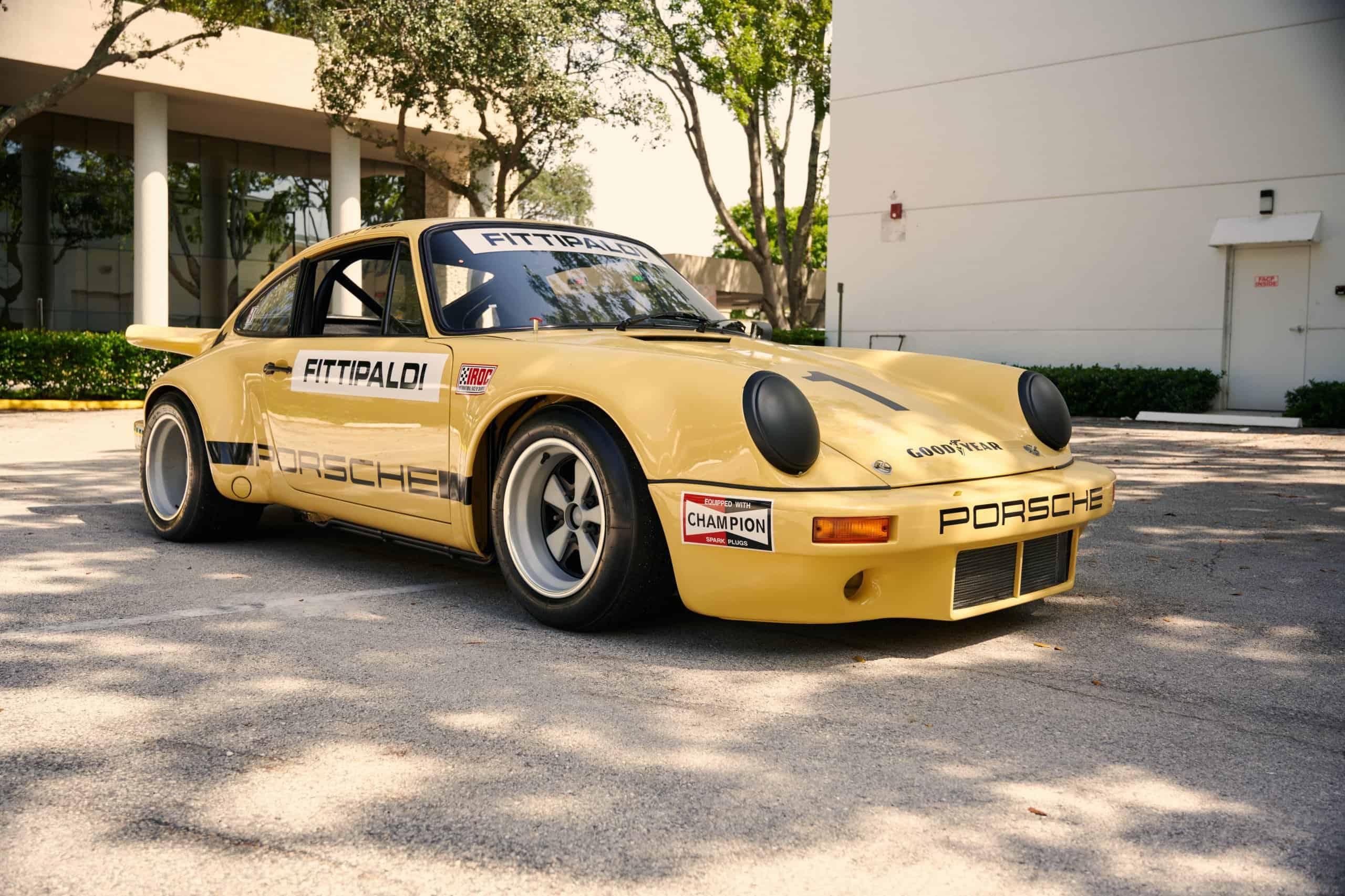 1974 Porsche 911 IROC RSR | Collecting Cars photos