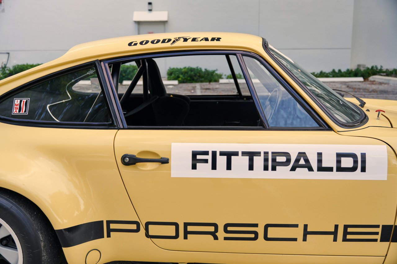 1974 Porsche 911 IROC RSR