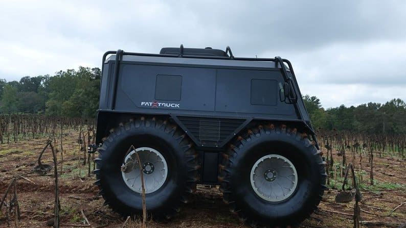 Truck, AutoHunter Spotlight: 2020 Fat Truck, amphibious off-road vehicle, ClassicCars.com Journal