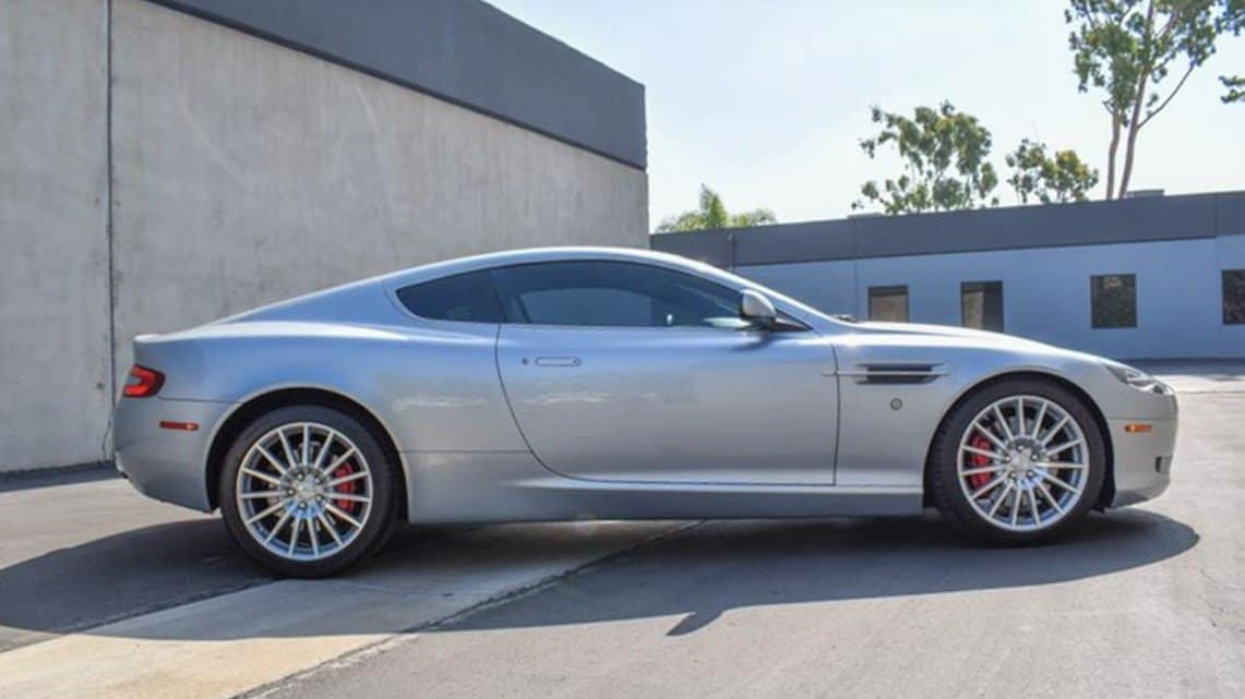 James Bond, Pick of the Day: 2005 Aston Martin DB9 will scratch that James Bond itch, ClassicCars.com Journal