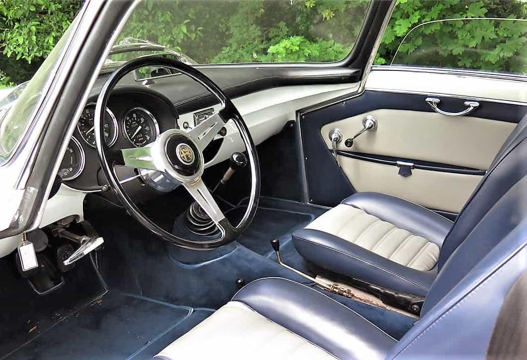 alfa, Pick of the Day: Alfa Romeo Giulietta Sprint Speciale in sparkling condition, ClassicCars.com Journal