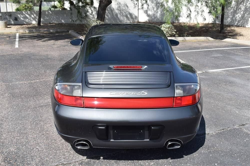 , AutoHunter Spotlight: 2004 Porsche 911 Carrera 4S model, ClassicCars.com Journal