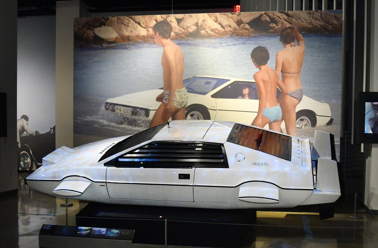 007 X 60 = 'Bond in Motion' exhibit at the Petersen museum