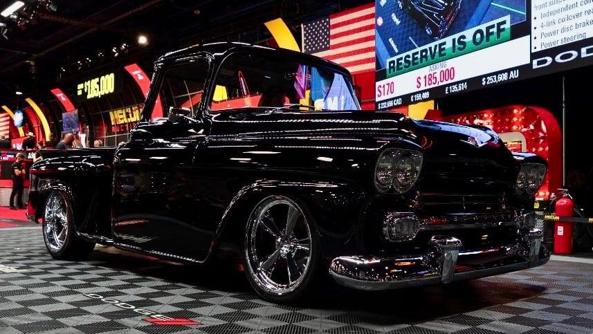 1968 Chevrolet Apache custom