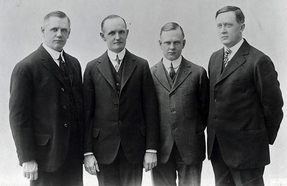 Harley-Davidson founders