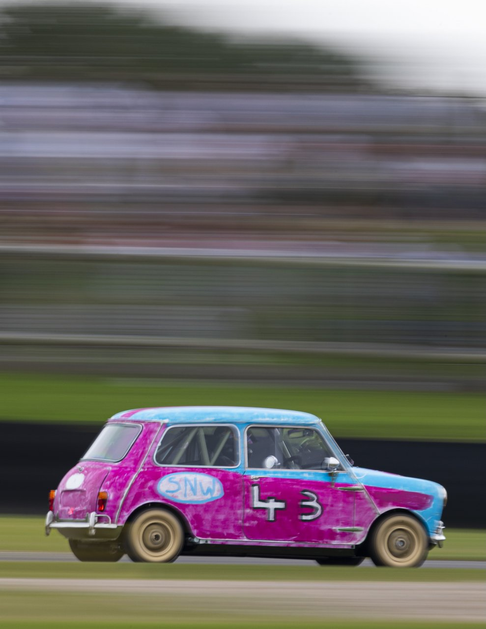 Goodwood, 9-year-old delighted to see his design win Goodwood race, ClassicCars.com Journal