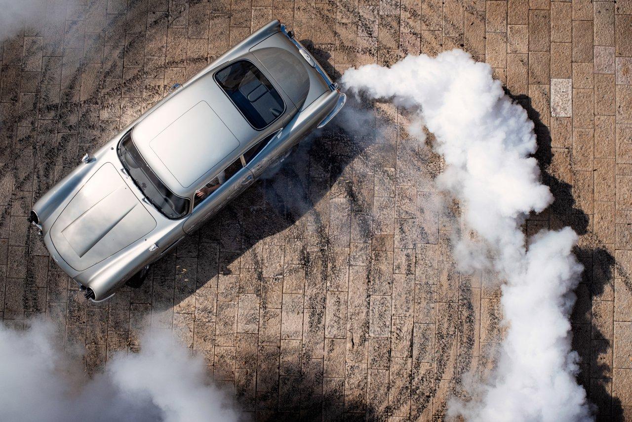 bond, No smokescreen: The real-life Q talks about James Bond car stunts, ClassicCars.com Journal