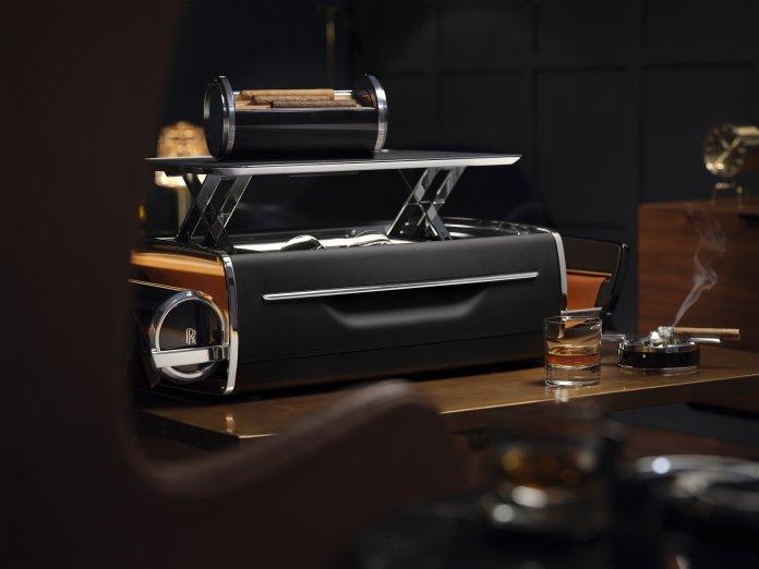 Rolls-Royce cellarette | Rolls-Royce photos