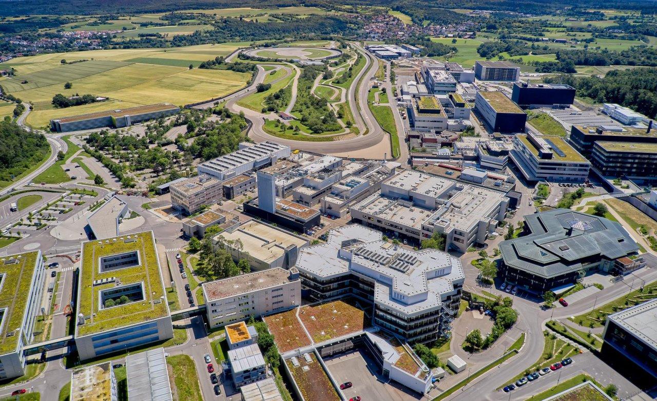 Porsche, Porsche's development center at Weissach celebrates 50th anniversary, ClassicCars.com Journal