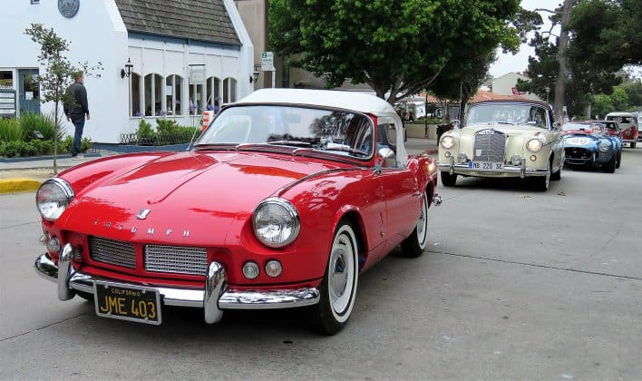 carmel, Doug Freeman, founder of Carmel Concours on the Avenue, dies at 72, ClassicCars.com Journal