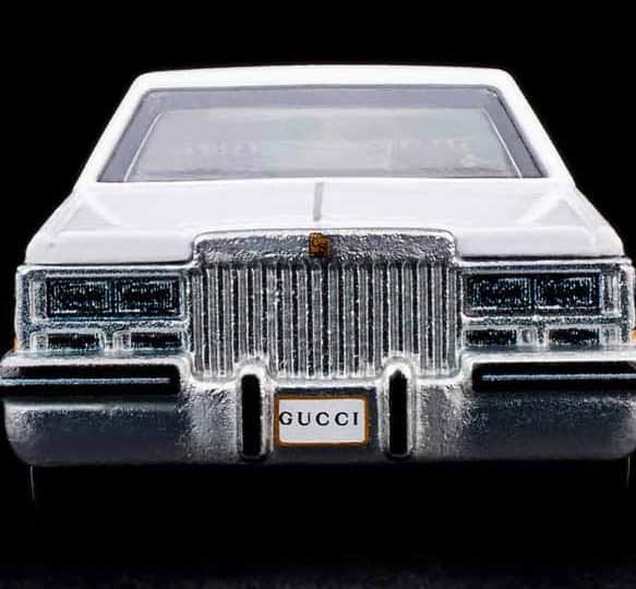 Gucci, 1982 Cadillac Seville Hot Wheels gets a Gucci makeover, ClassicCars.com Journal