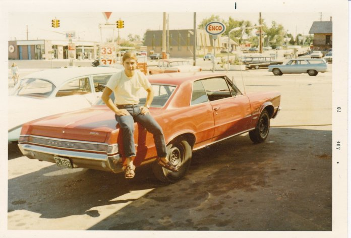 Classic photo submitted in 'Glory Days' photo contest   American Collectors Insurance's photos