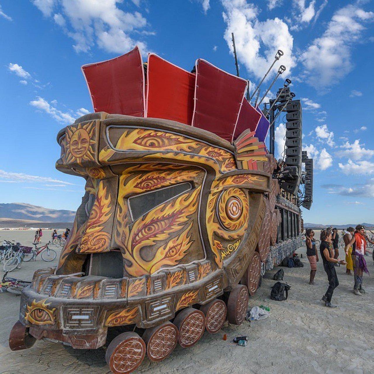 Burning Man, Burning Man rocket car on Sotheby's charity auction docket, ClassicCars.com Journal